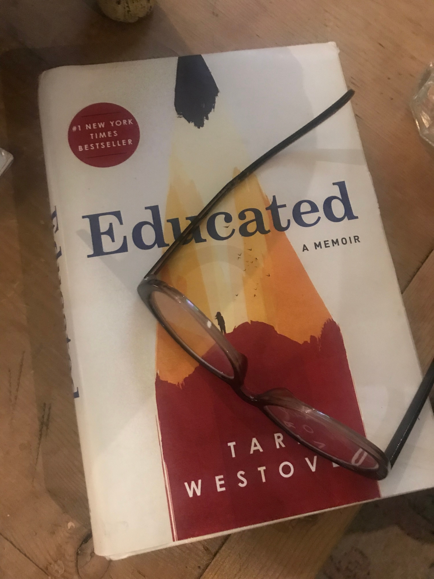 Jan 2019 – Educated by Tara Westover – Ellijay Literary Society